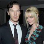 Lydia Hearst and Benedict cumberbatch image.