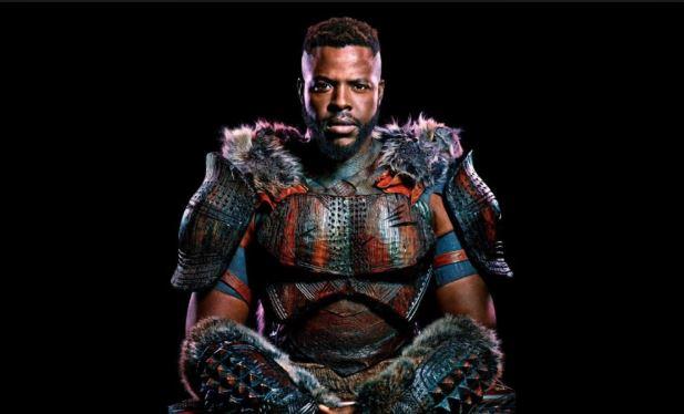M Baki, Winston Duke in Black Panther