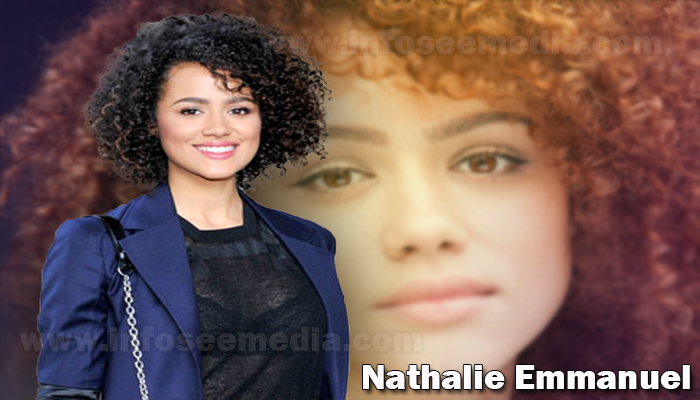 Nathalie Emmanuel height weight age