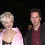 Patricia Taylor and keanu reeves image.