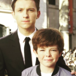 Patrick Holland and Tom