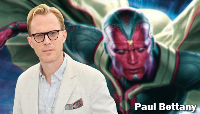 Paul Bettany height weight age