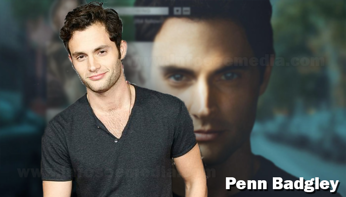 Penn Badgley height weight age wife