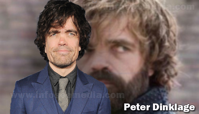 Peter Dinklage height weight age