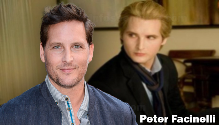 Peter Facinelli height weight age