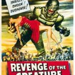 Revenge of the Creature (1955) movie poster image.
