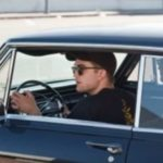 Robert Pattinson car 1963 Chevrolet Nova