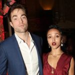 Robert Pattinson with his Ex girlfriend FKA Twigs