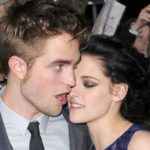 Robert Pattinson with his Ex girlfriend Kristen Stewart