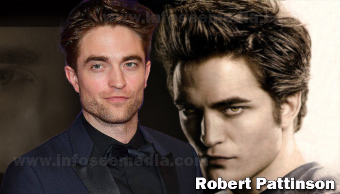 Robert Pattinson height weight age