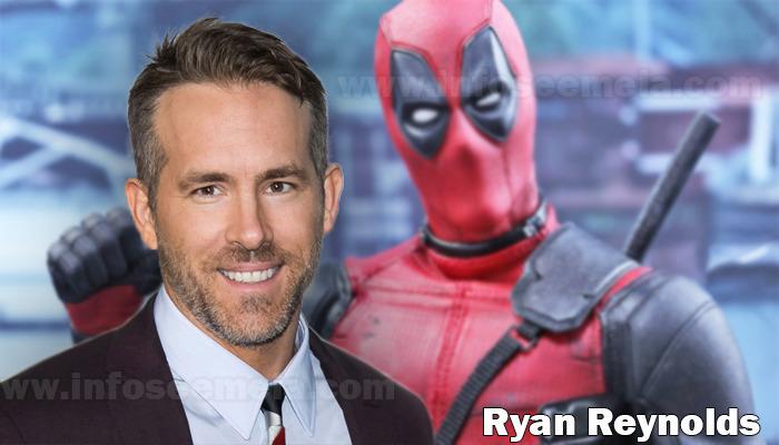 Ryan Reynolds height weight age girlfriends