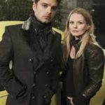 Sebastians Stan and Jennifer Morrison image.