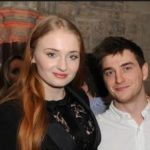 Sophie Turner with her brother Will Turner