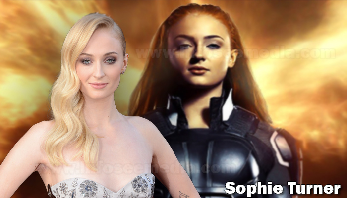 Sophie Turner height weight age