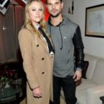 Taylor Lautner dated Maika Monroe