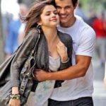 Taylor Lautner dated Selina Gomez