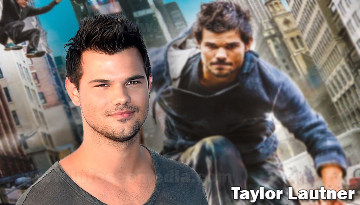 Taylor Lautner height weight age