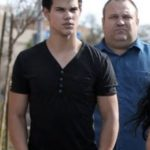 Taylor lautner with his father Daniel Lautner