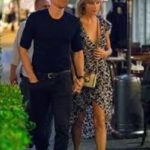 Tom Hiddleston dated Taylor Swift