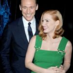 Tom Hiddleston dating rumored with Jessica Chastain