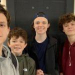 Tom Hollands siblings