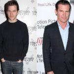 Trevor Brolin and Josh Brolin image.