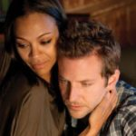 Zoe Saldana dated Bradley Cooper
