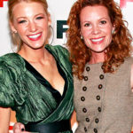 blake with her older sister Robyn Lively
