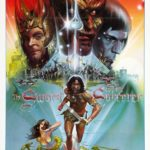 sword-and-sorcery (1982) Movie poster image.