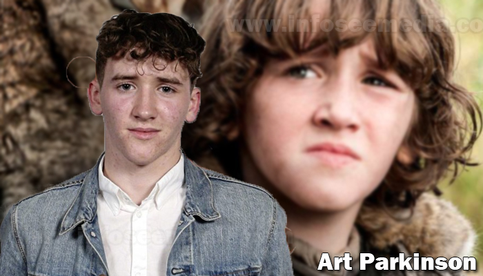 Art Parkinson height weight age