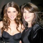 Ashley Greene with her mother Michele