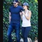 Chris Evans and Minka Kelly dated