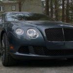 Damian Lillard car collection - Bentley Continental
