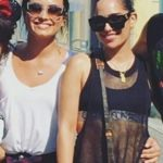 Demi Lovato and Lauren Abedini dating rumored in 2017