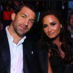 Demi Lovato dated Luke Rockhold