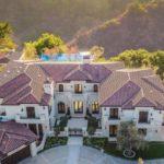 Drake's Villa in Beverly Hills