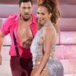 Jennifer Lopez and Maksim Chmerkovskiy dated