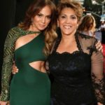 Jennifer Lopez with her mother Guadalupe Rodriguez