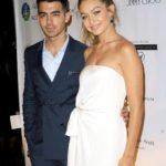 Joe Jonas dated Gigi Hadid