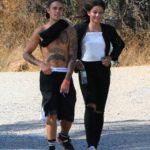 Justin Bieber dated Audreyana Michelle
