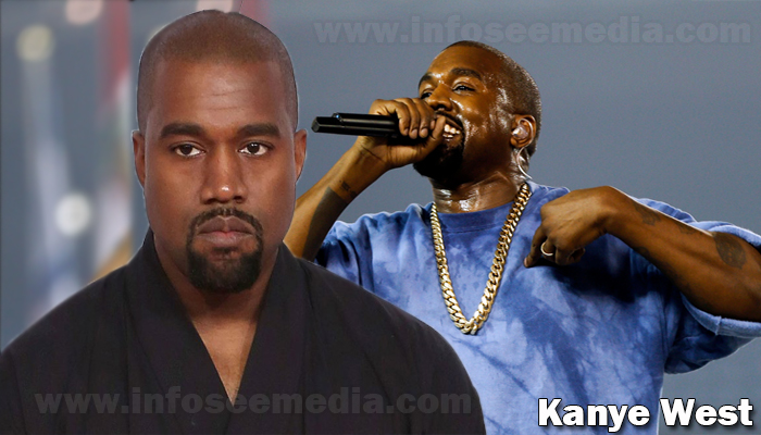 Know Kanye West career debut, wife, age, height, awards, favorite things, body measurements, dating history, net worth, car collections , address, date of birth, school, residence, religion, father, mother, children and much more.
