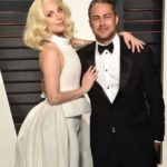 Lady Gaga and Taylor Kinney dated