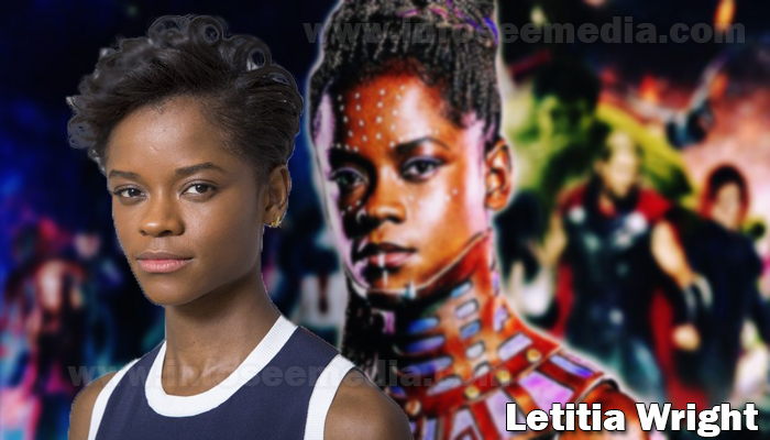 Letitia Wright height age net worth