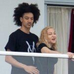 Madonna and Ahlamalik Williams dating