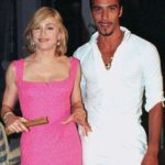 Madonna and Carlos Leon together