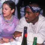 Madonna and Tupac Shakur dated