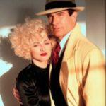 Madonna and Warren Beatty dated