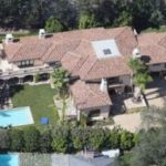 Miley Cyrus house in Los Angeles