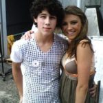 Nick Jonas and Jordan Pruitt dated