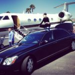 Nicki Minaj car collection - Maybach 62S